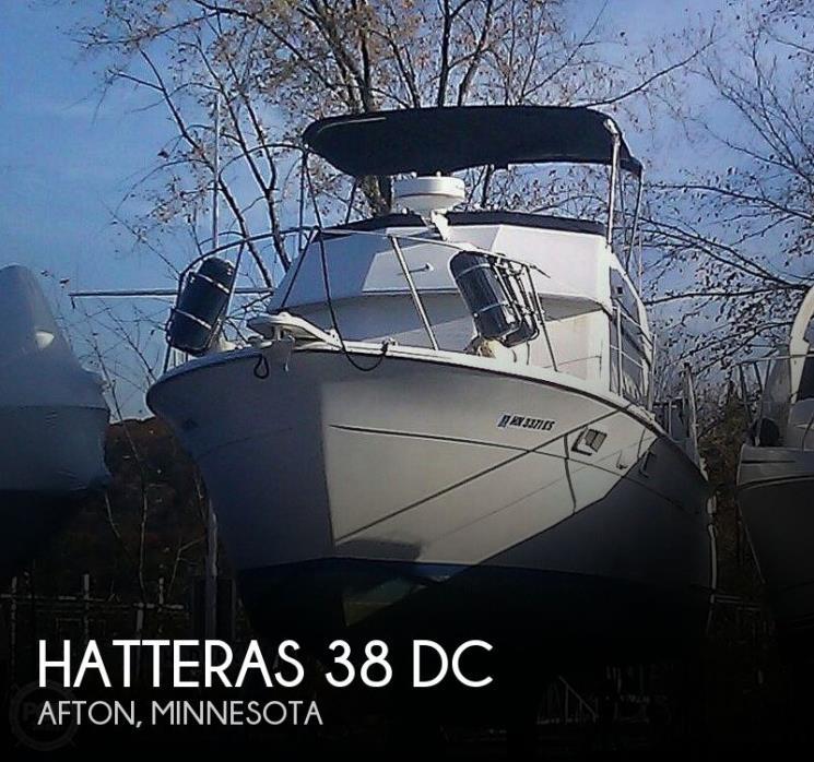 1973 Hatteras 38 DC
