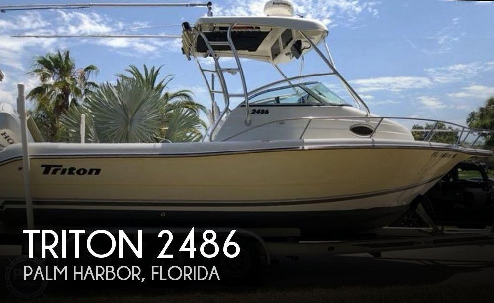 2003 Triton 2486