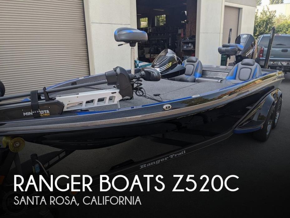 2019 Ranger Boats Z520C
