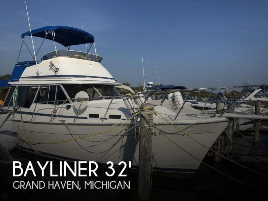 1985 Bayliner Explorer 3270