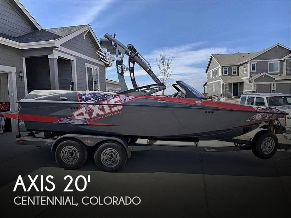 2013 Axis A20 Recon Edition