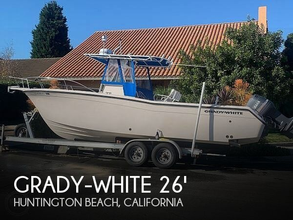 1998 Grady-White 263 Chase