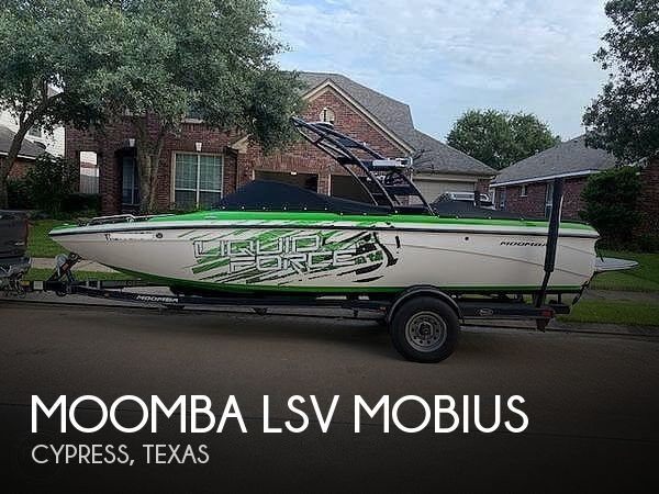 2012 Moomba LSV MOBIUS