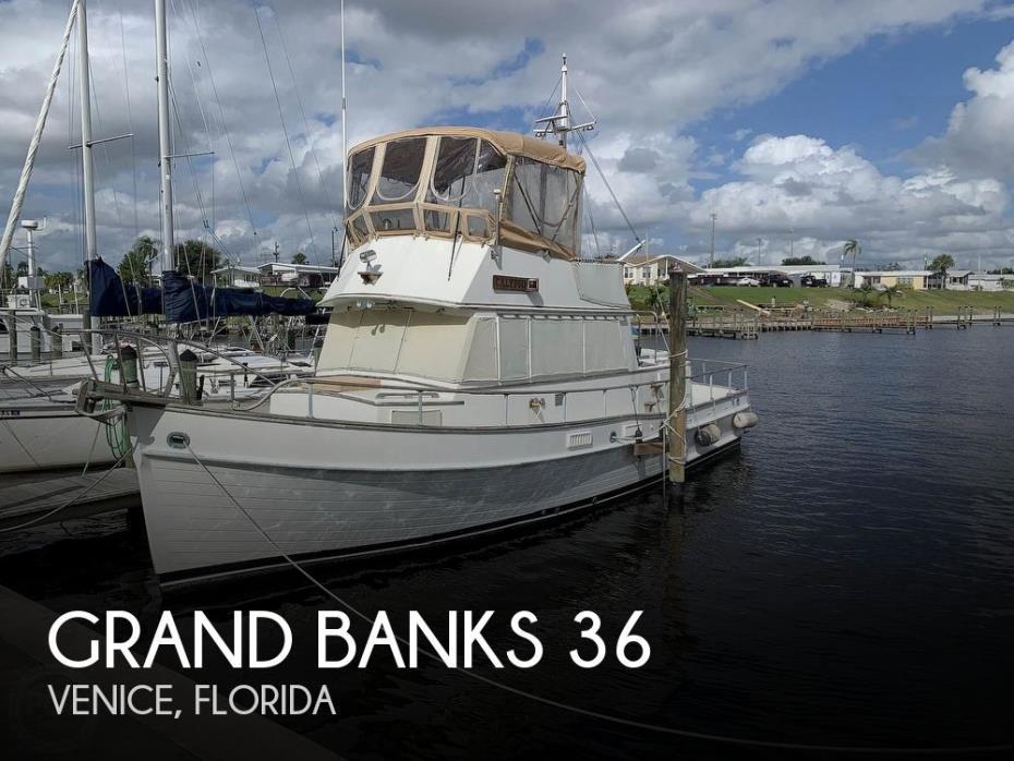 1973 Grand Banks 36 Classic