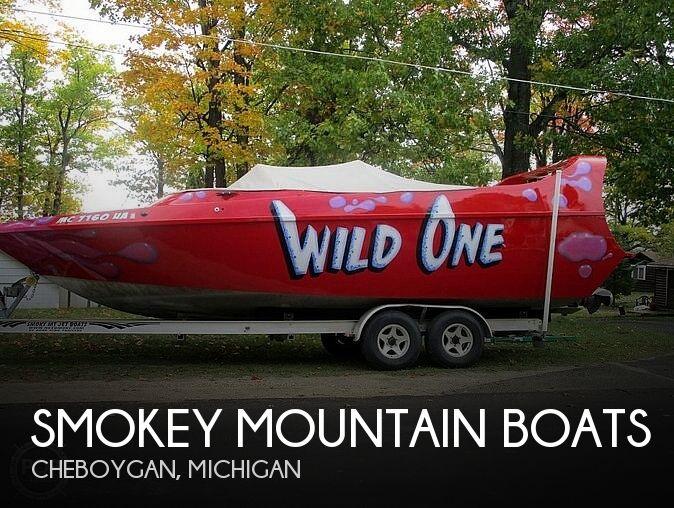 2012 Smokey Mountain Boats 30