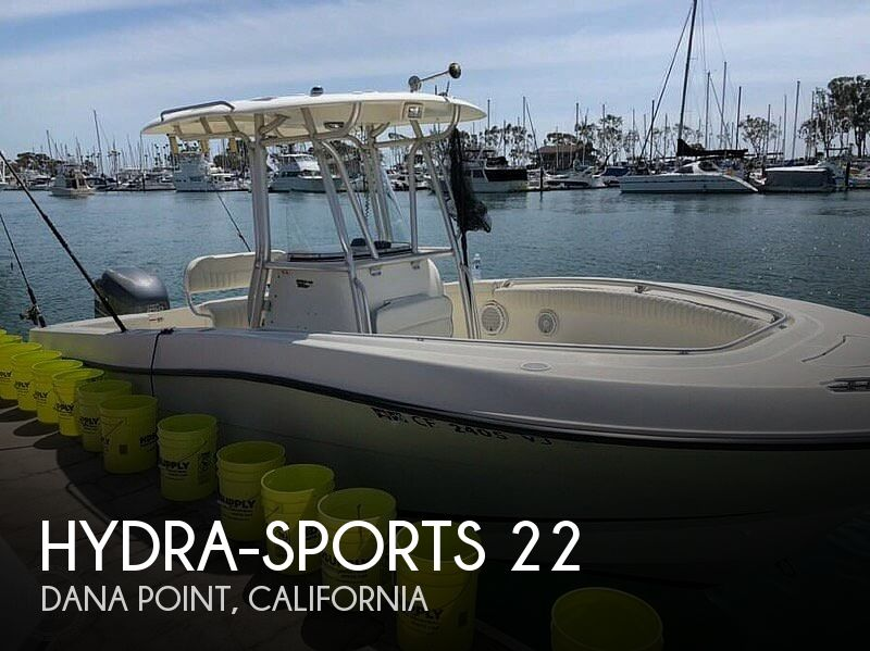 2007 Hydra-Sports 2200 CC Vector