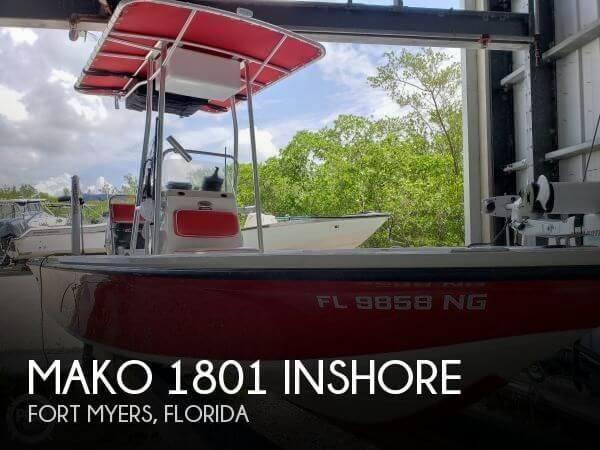 2006 Mako 1801 Inshore