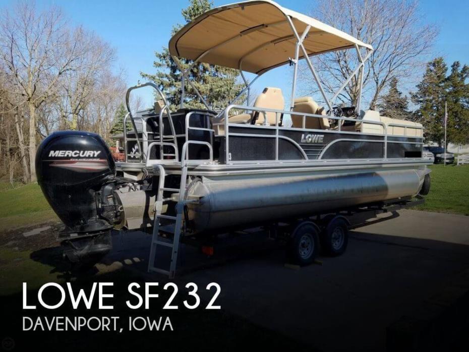 2018 Lowe SF232