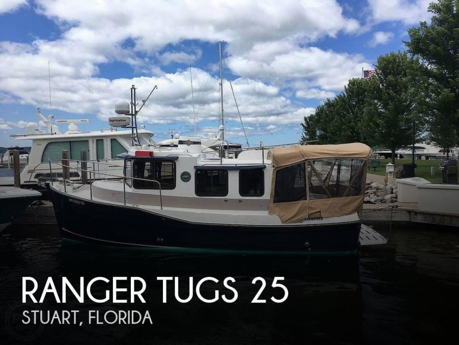 2009 Ranger Tugs 25