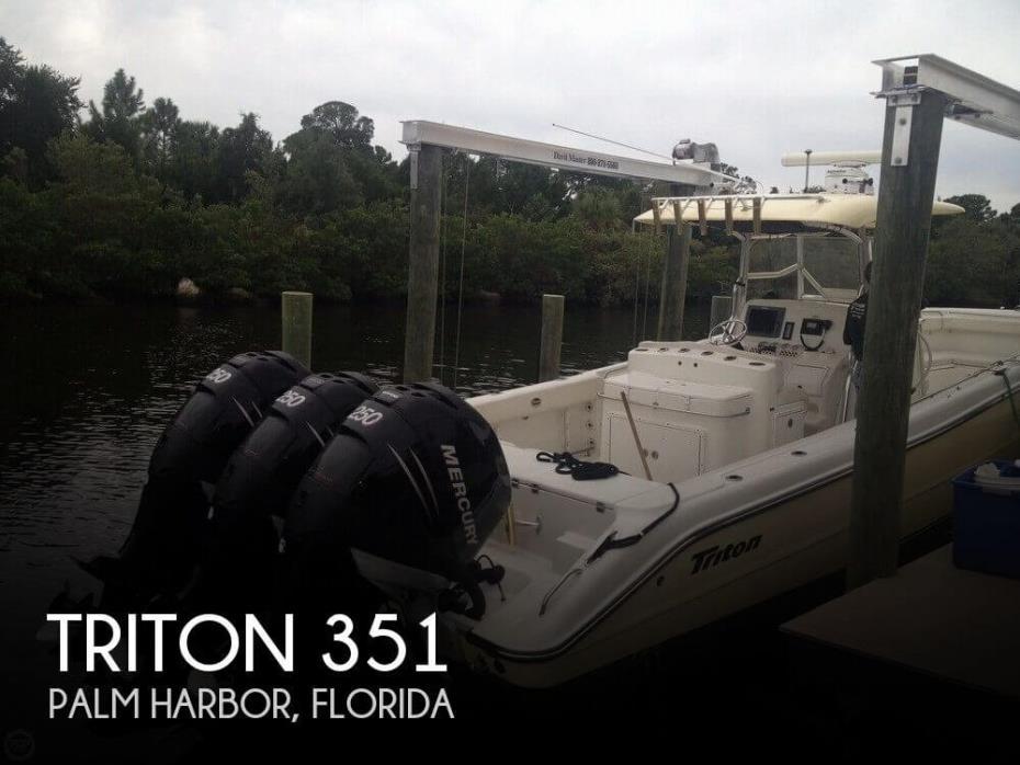 2006 Triton 351