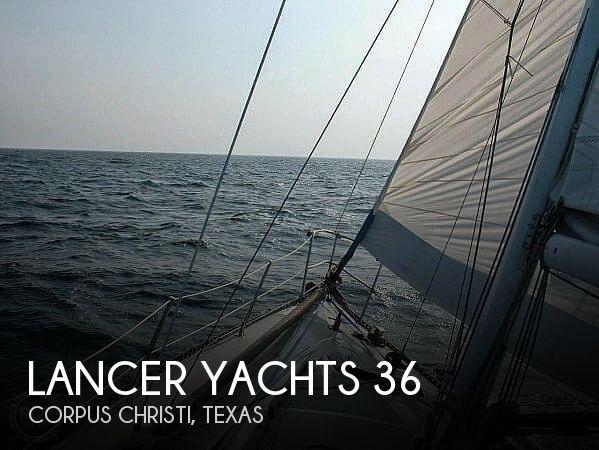 1980 Lancer Yachts 36