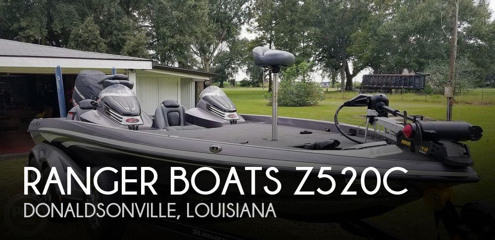 2016 Ranger Boats Z520C DC