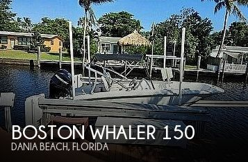 2010 Boston Whaler 150 Super Sport