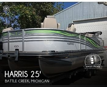 2019 Harris Grand Mariner 230