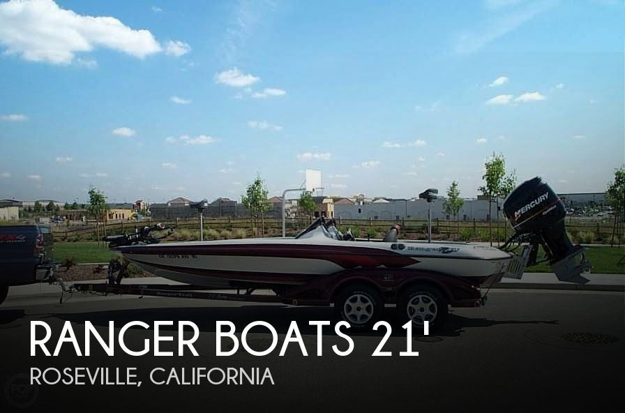 2005 Ranger Boats Z21 Comanche