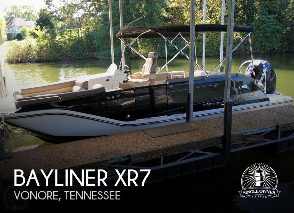 2016 Bayliner Element XR7
