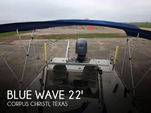 2002 Blue Wave 220 Super T