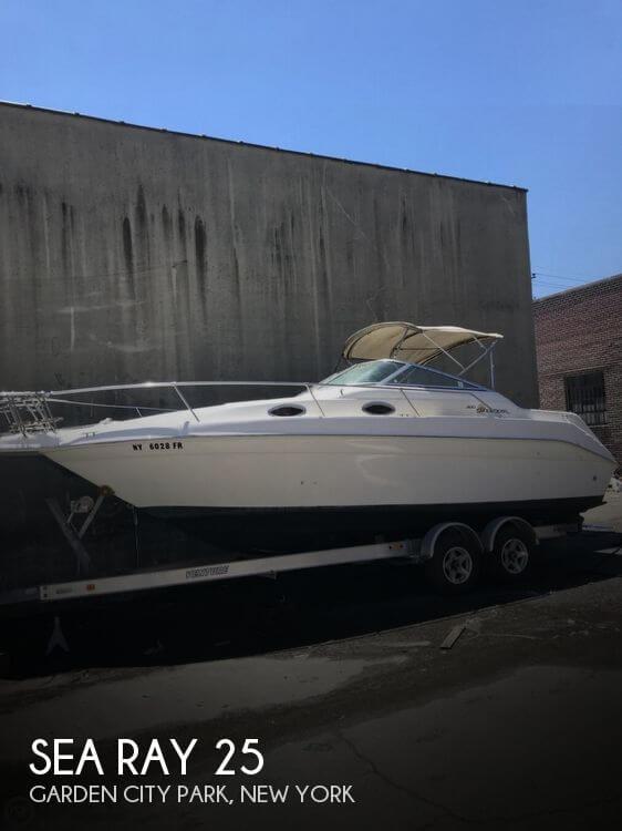 1998 Sea Ray 250 DA Sundancer