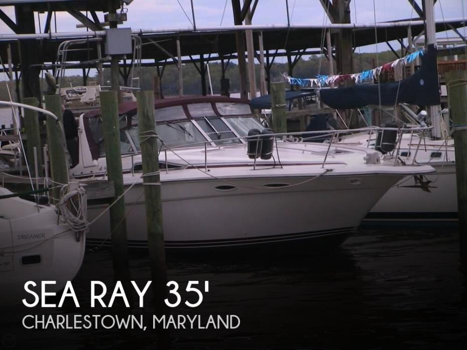 1990 Sea Ray 350 Sundancer