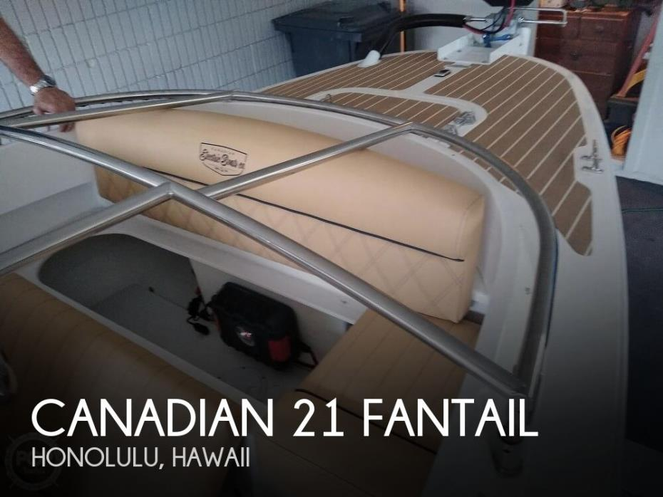 2020 Canadian Electric 217 Fantail