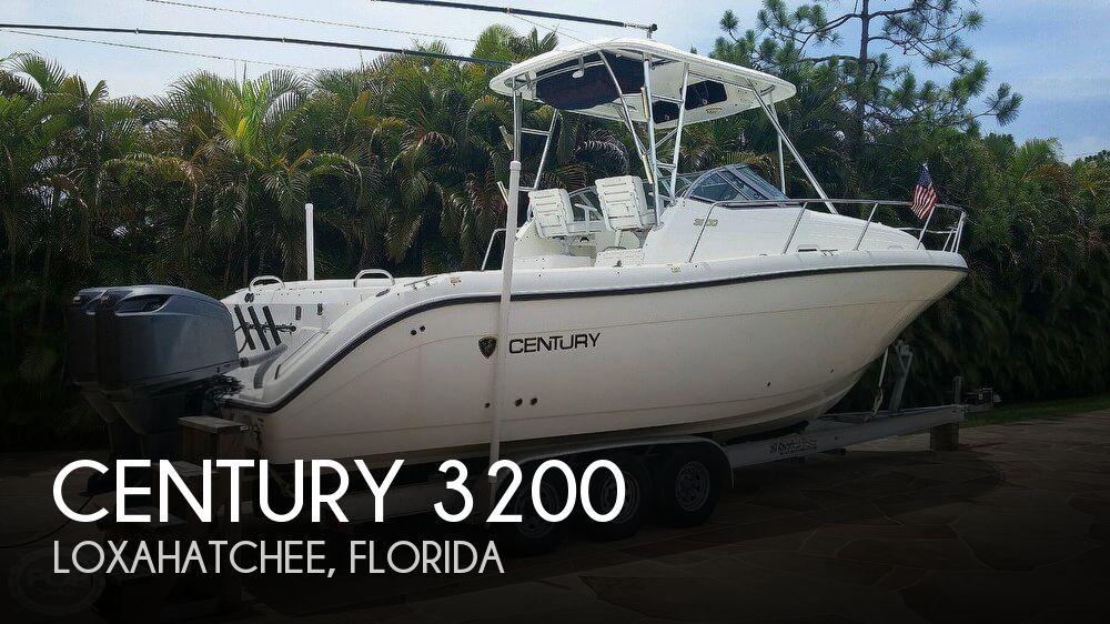 2004 Century 3200 WA
