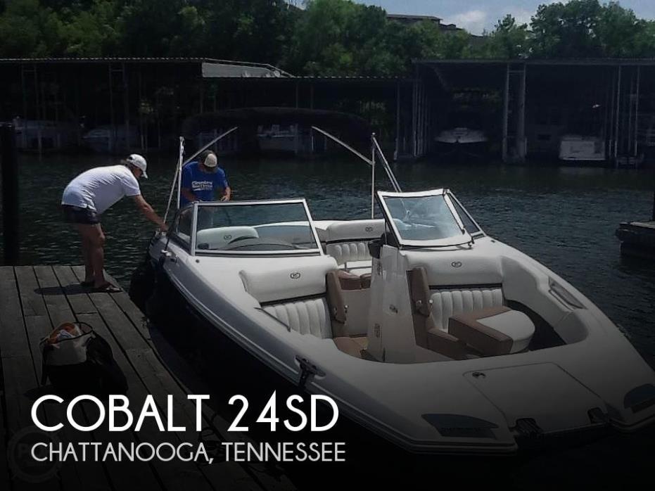 2013 Cobalt 24SD
