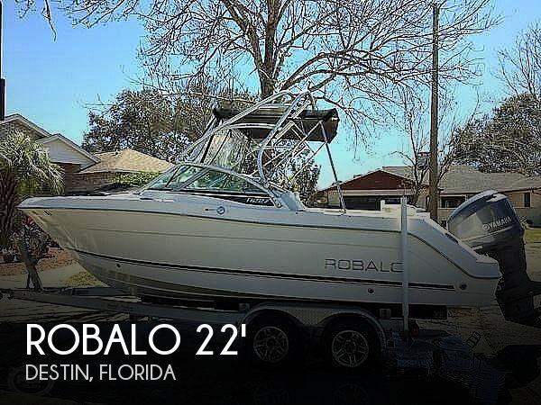 2014 Robalo R227 Dual Console