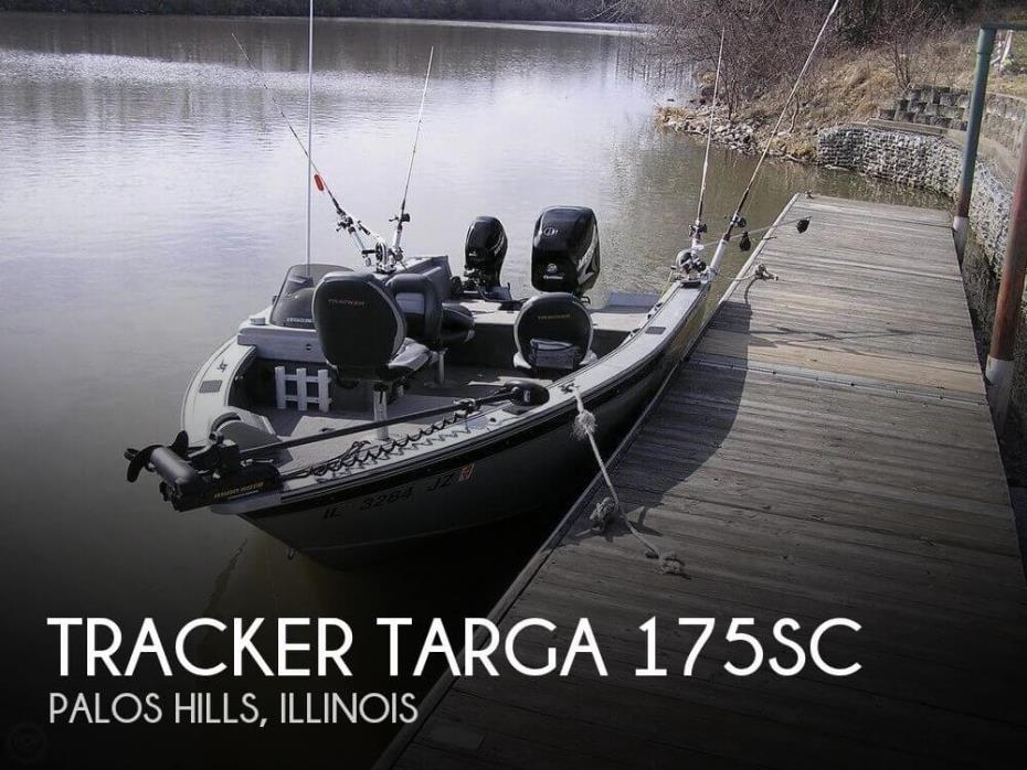 2006 Tracker Targa 175SC
