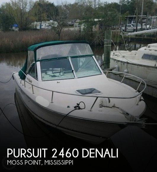 1996 Pursuit 2460 Denali