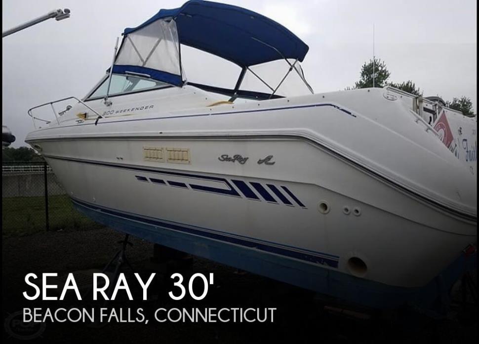 1994 Sea Ray 300 Weekender