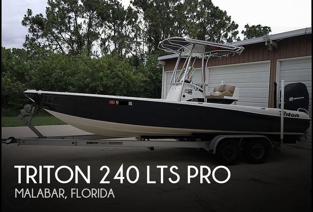2006 Triton 240 LTS Pro