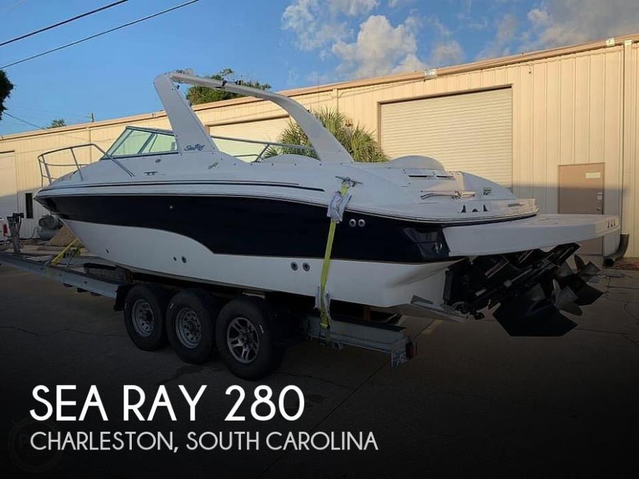 2000 Sea Ray 280 Sun Sport