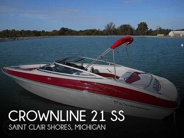 2013 Crownline 21 Ss