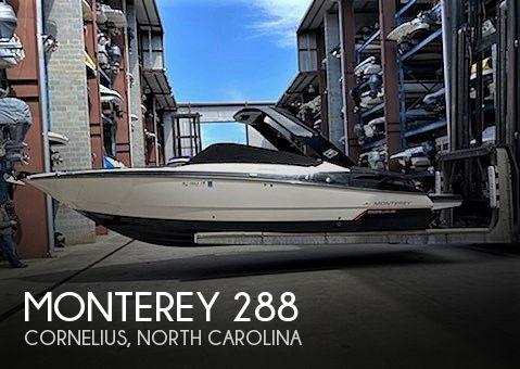 2013 Monterey 288 Super Sport BW