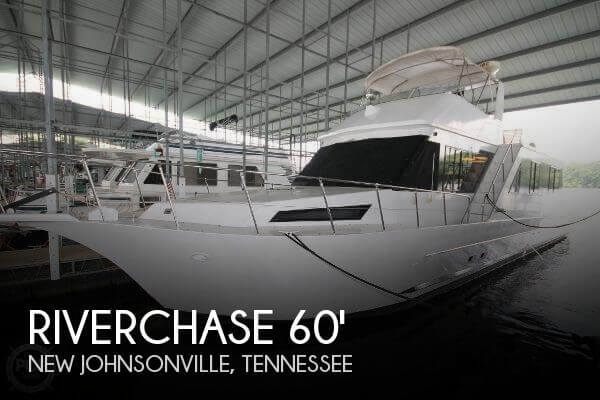 1993 Riverchase Cruisers Inc Coastal 60