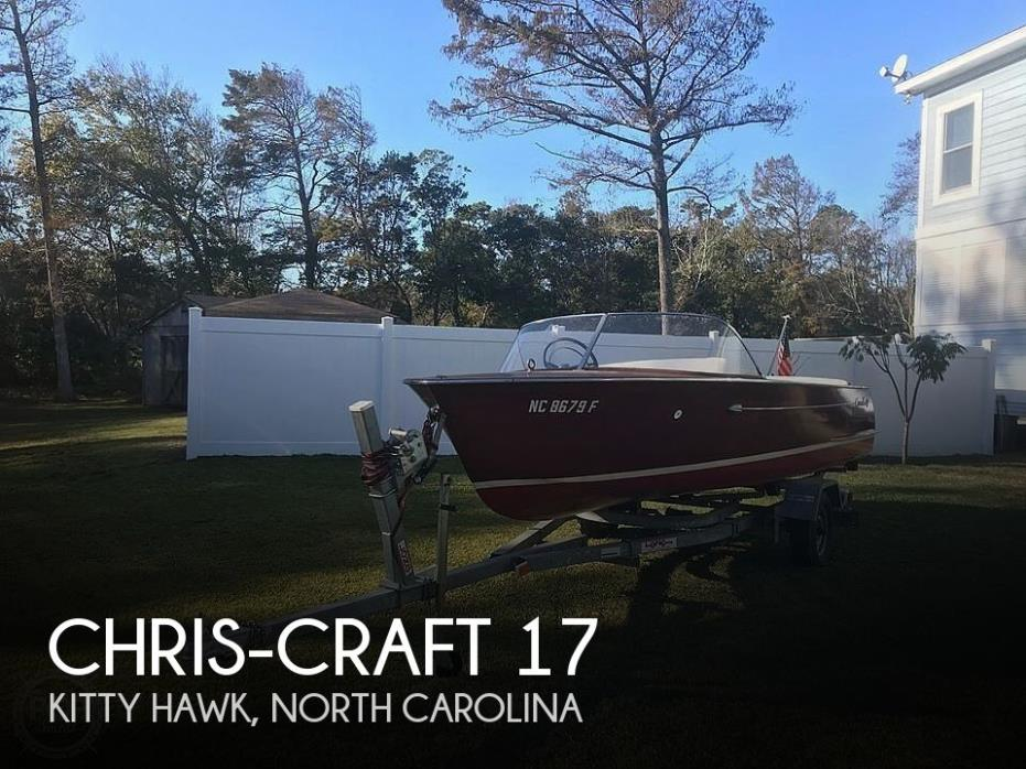 1959 Chris-Craft 17