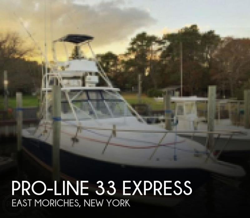 2001 Pro-Line 33 Express