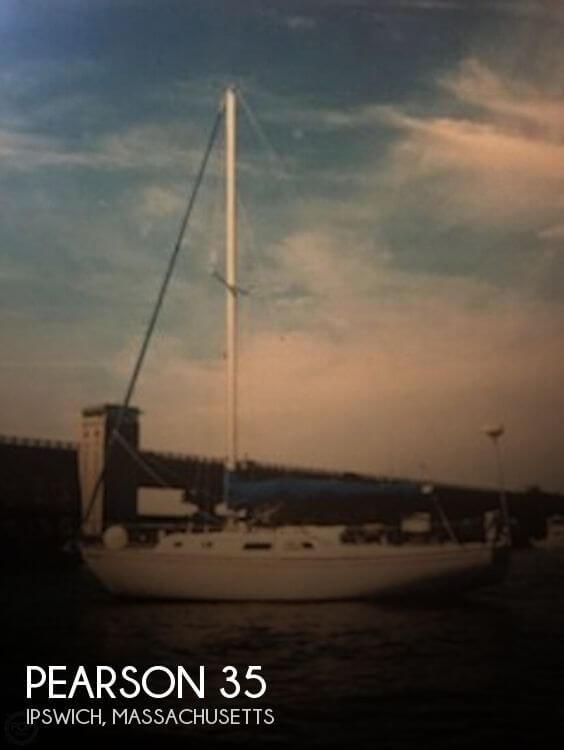 1977 Pearson 35