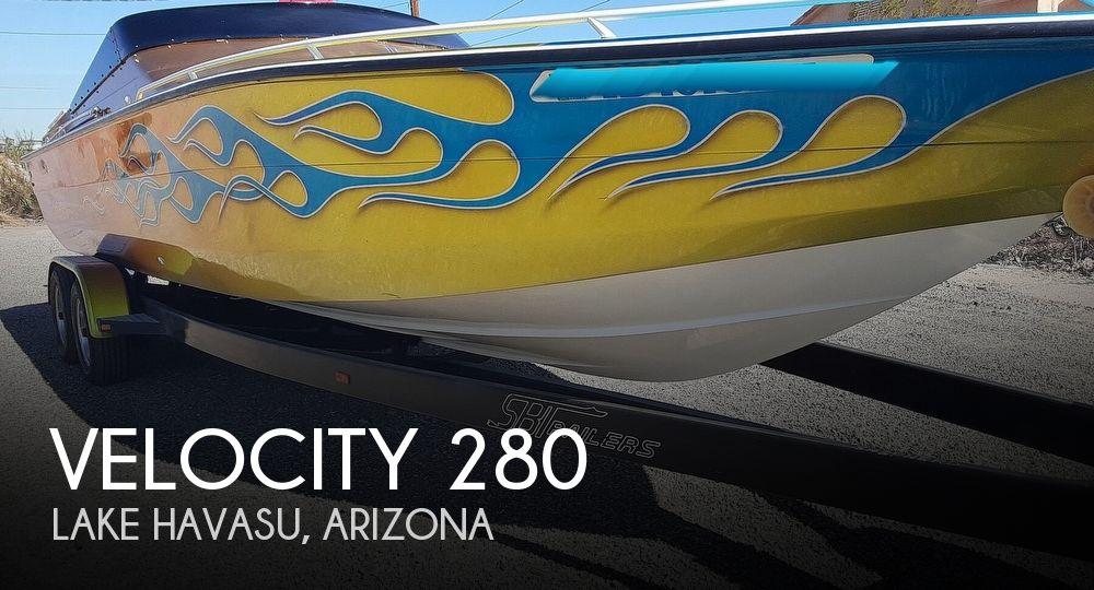1999 Velocity 280