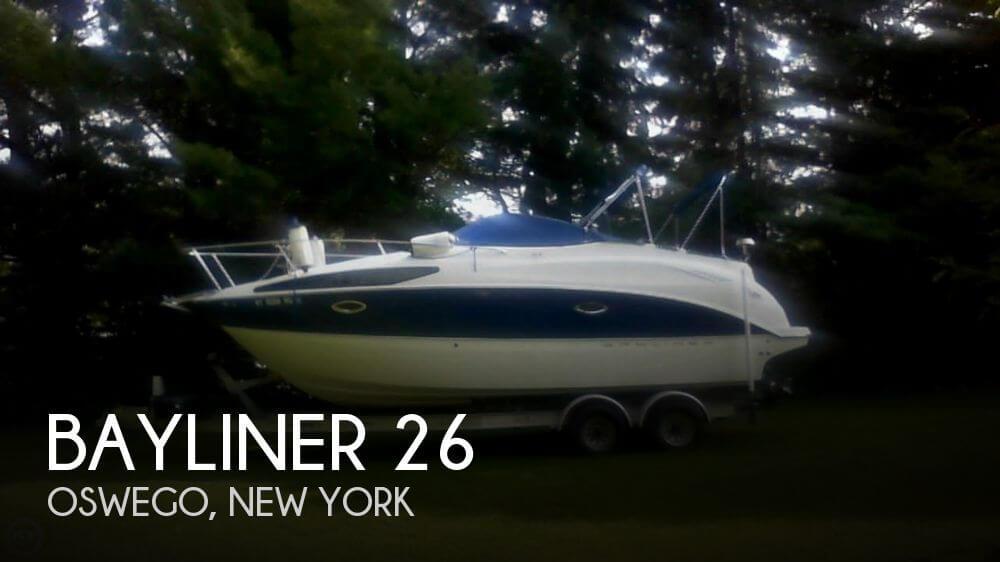 2008 Bayliner 265 Ciera