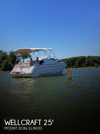 1996 Wellcraft Excel 23 SE