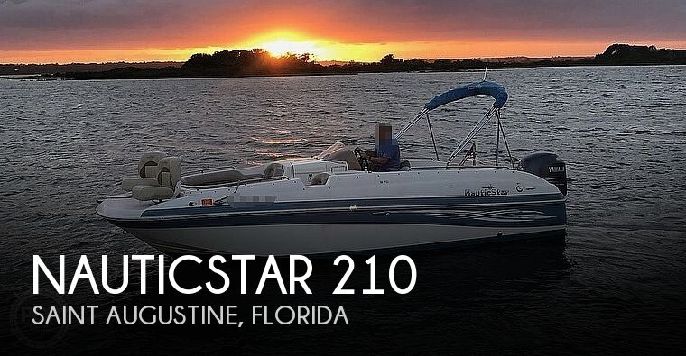 2010 NauticStar 210 Sport Deck