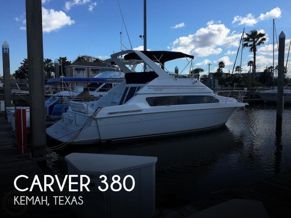 2000 Carver 380 Santego