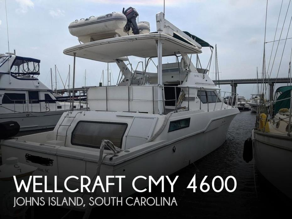 1994 Wellcraft CMY 4600