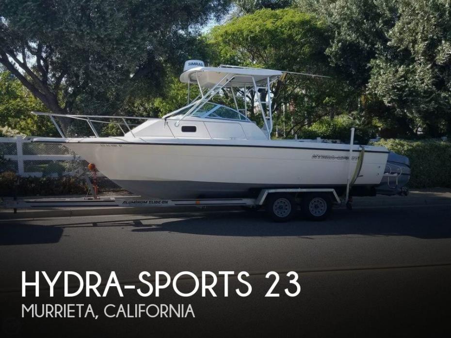 1999 Hydra-Sports 230 SeaHorse WA
