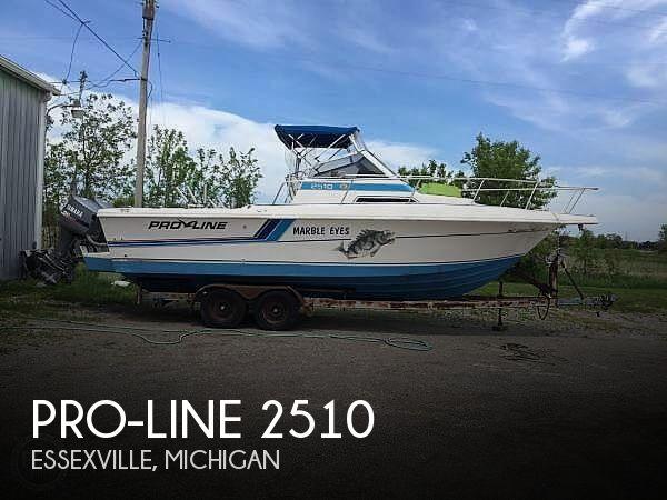 1992 Pro-Line 2510