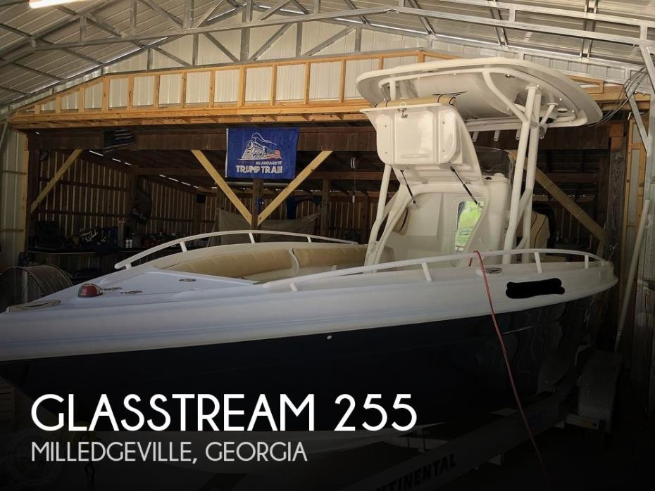 2017 Glasstream 255 Pro Xs