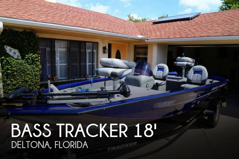 2014 Bass Tracker Pro PRO TEAM 175 TF
