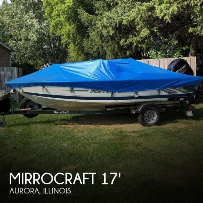 2014 Mirrocraft 1766 Dual Impact