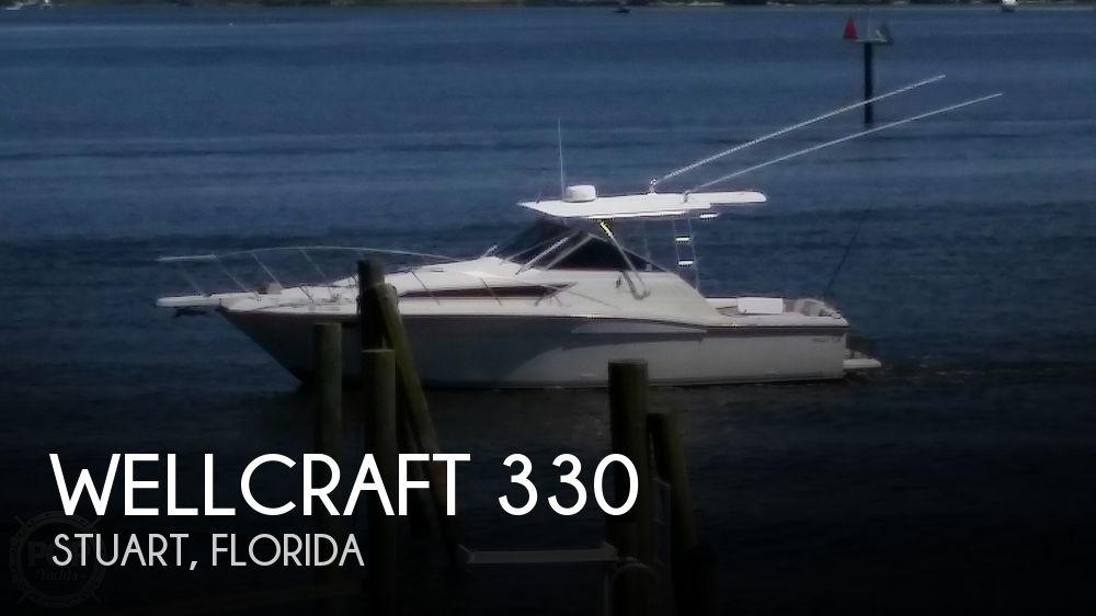 1989 Wellcraft 330 Coastal